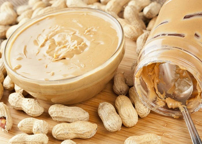 Mantequilla de cacahuates