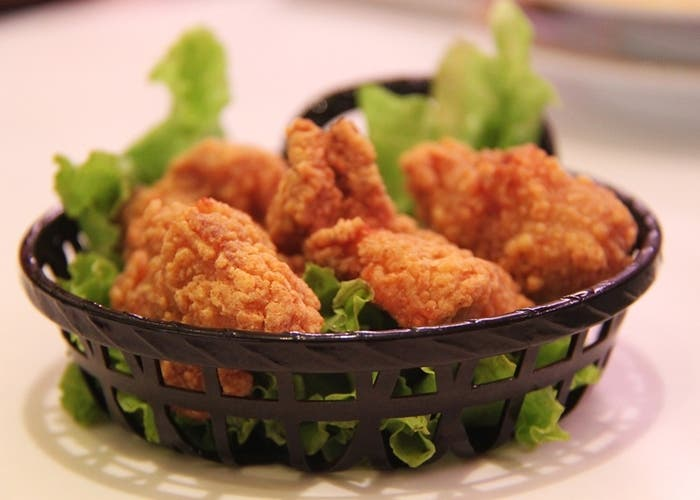Receta de pollo frito rebozado con coco