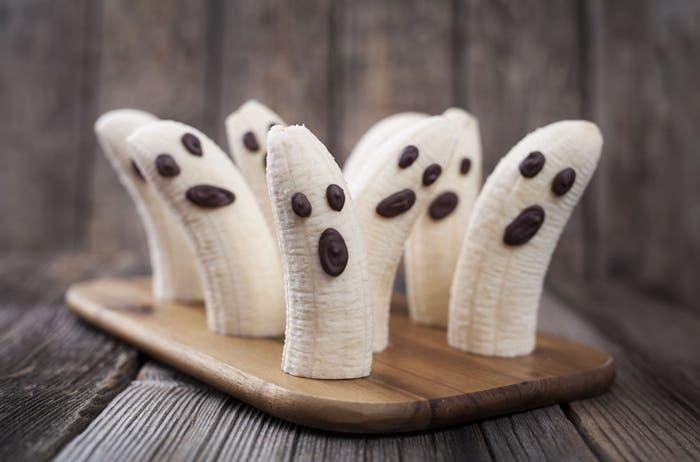 Fantasmas de plátano