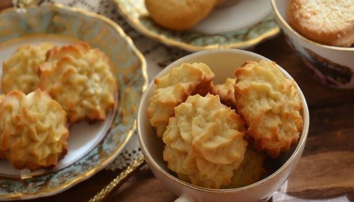 Galletas de miel y leche condensada, receta paso a paso