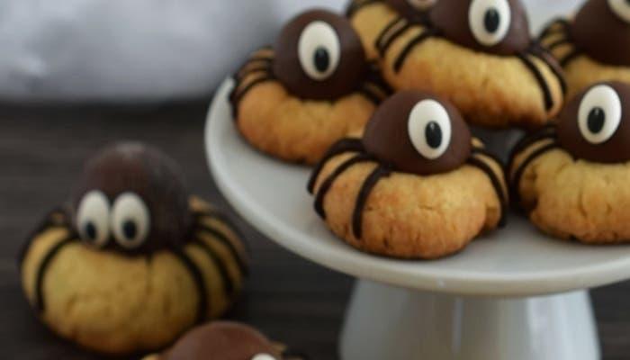 galletas-de-araña