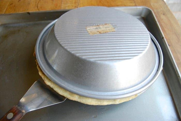 Truco de cocina para hornear en blanco for Hornear a blanco