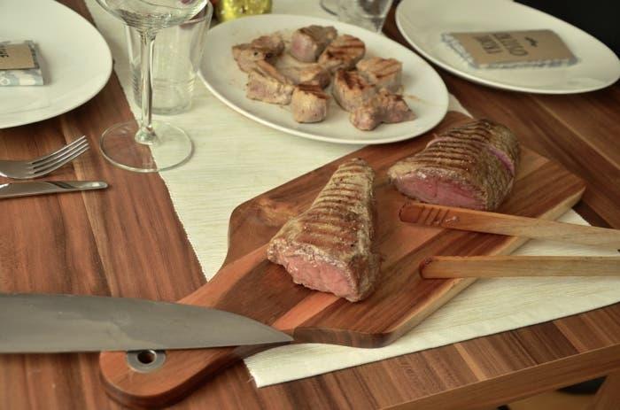 Reposar carne