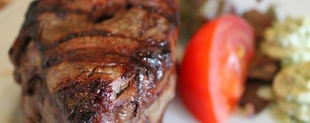 hornear carne