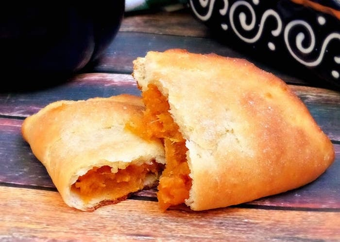 Empanadillas de camote