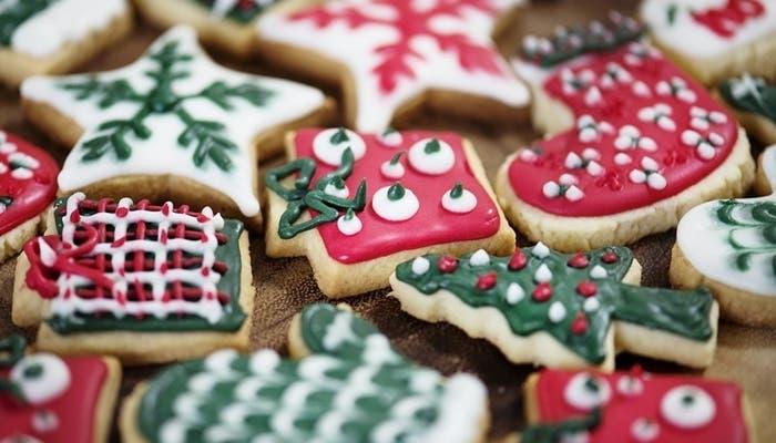 Galletas para Navidad decoradas, receta paso a paso