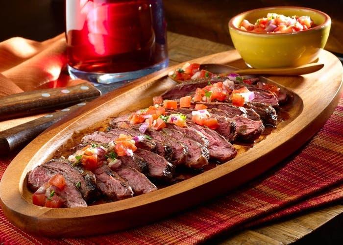 Salsa criolla argentina tradicional