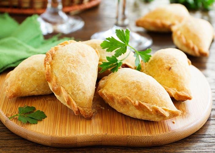 Receta de empanadillas de pollo