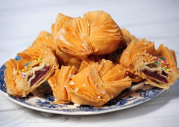 Receta de pastelitos de membrillo o batata