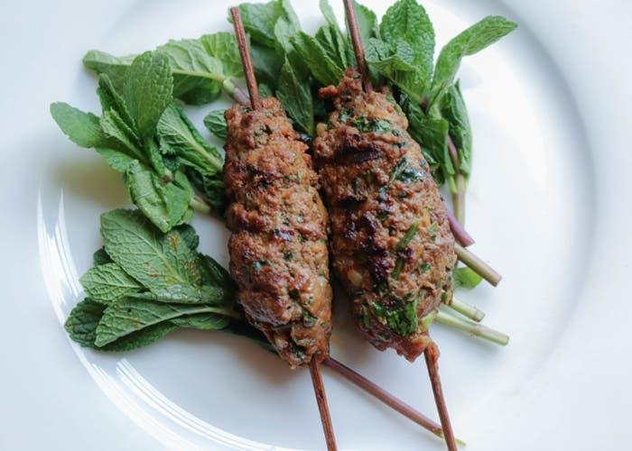 Kefta de ternera, receta marroquí paso a paso