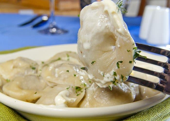 Pelmeni, un plato tradicional de la cocina rusa