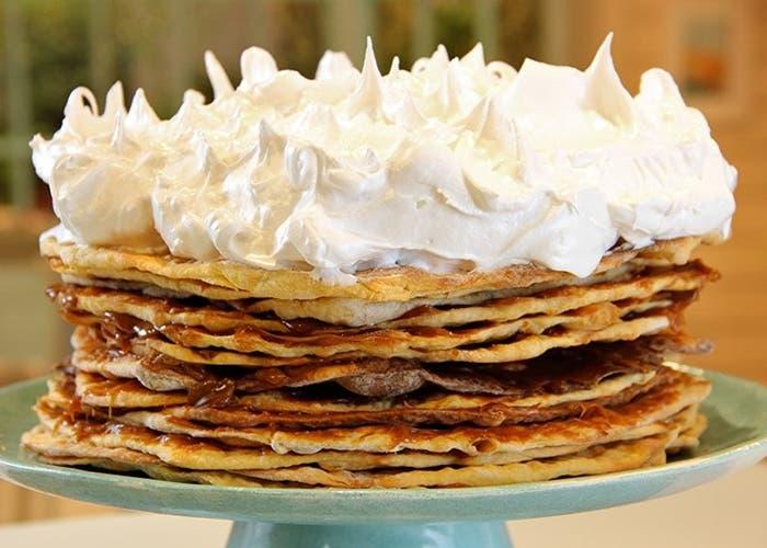 Torta rogel, receta paso a paso