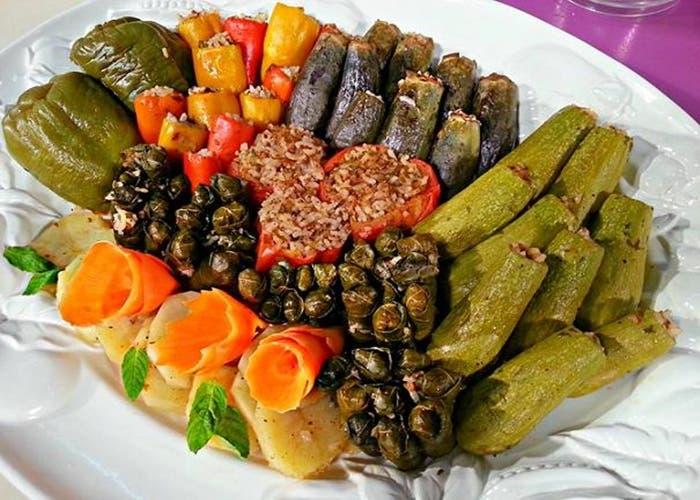 Arroz Mashi, una receta con sabor egipcio