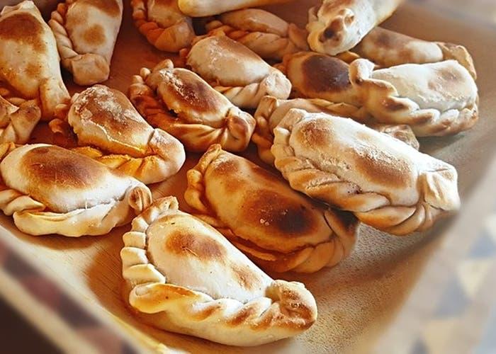 Receta de empanadillas de maíz del norte argentino