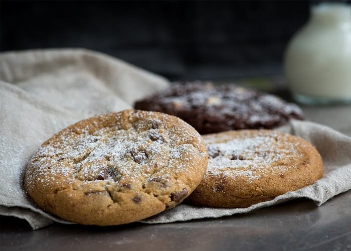Galletas de vainilla sin gluten, receta paso a paso