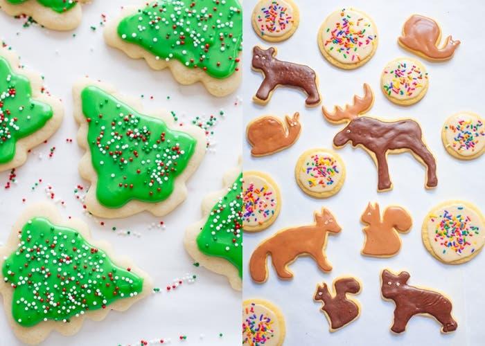 galletas para Navidad decoradas