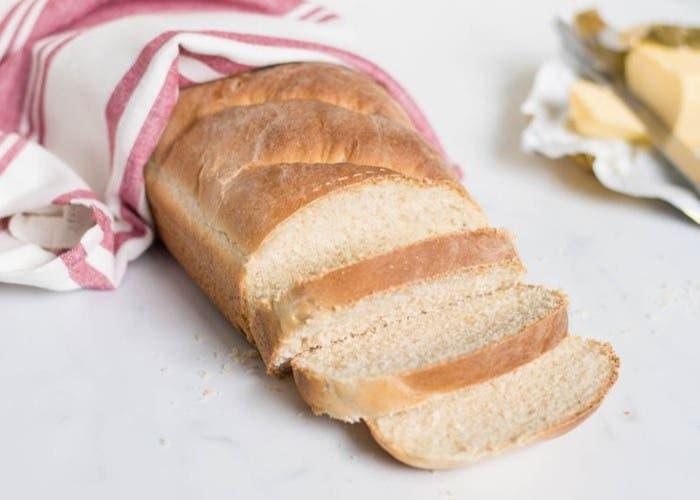 Receta de pan fácil para principiantes