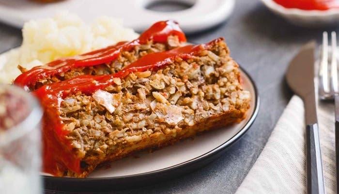 pan de lentejas vegano