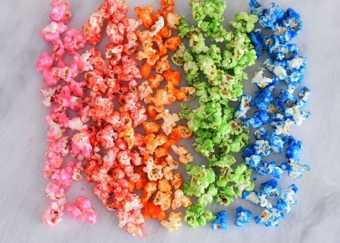 palomitas coloridas