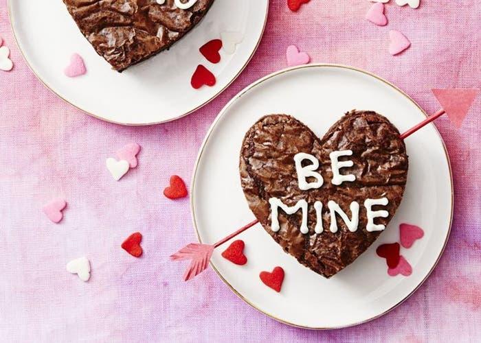 Receta de dulces brownies que son muy fáciles de hacer