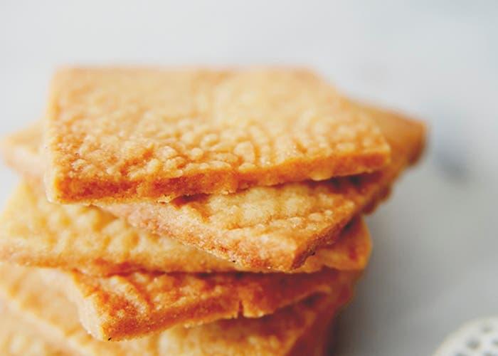 galletas de mantequilla irlandesas