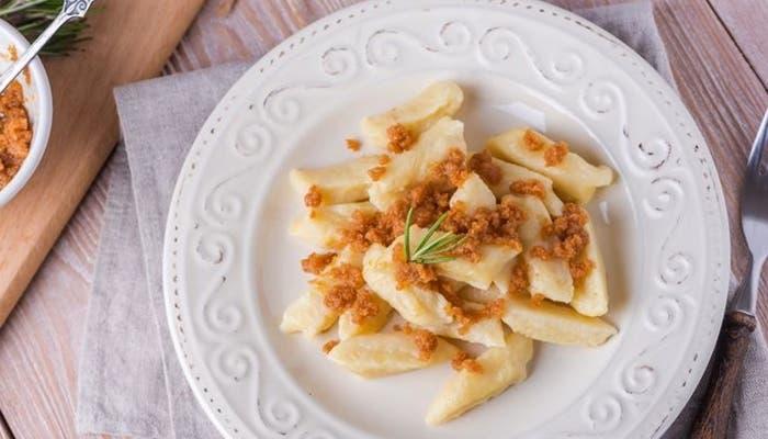 Receta de albondigas de patata polacas