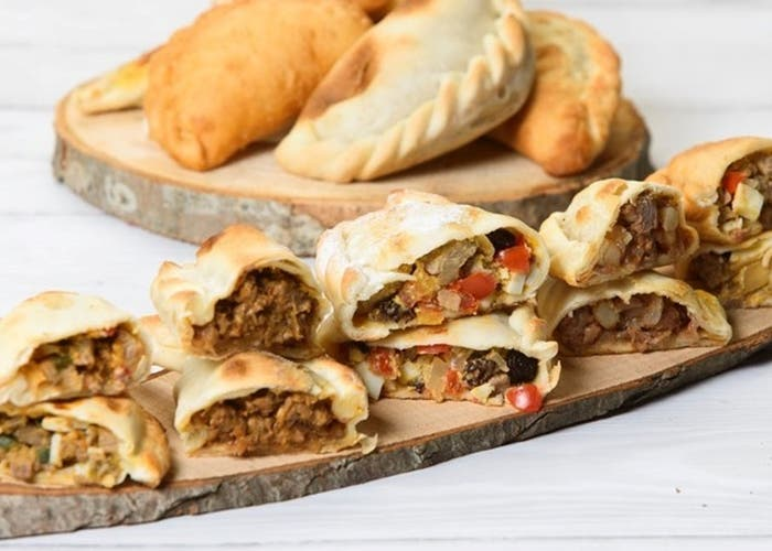 Receta de empanadas de carne estilo boliviano