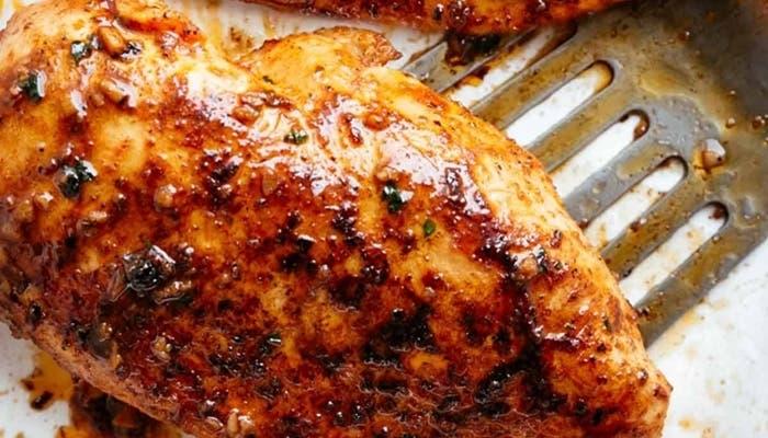 pechuga de pollo al horno
