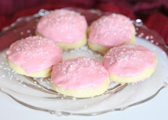 receta de galletas de ricota