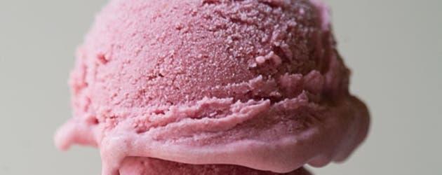 helado de ciruela