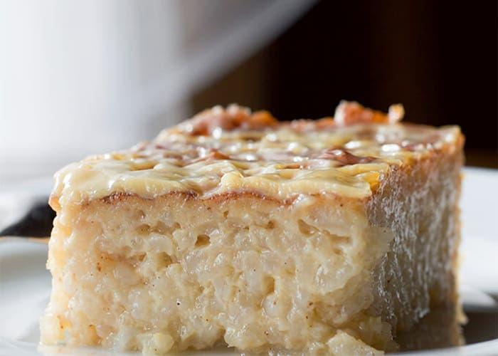 patatas gratinadas con queso parmesano
