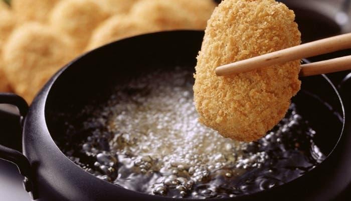 croquetas japonesas de patatas