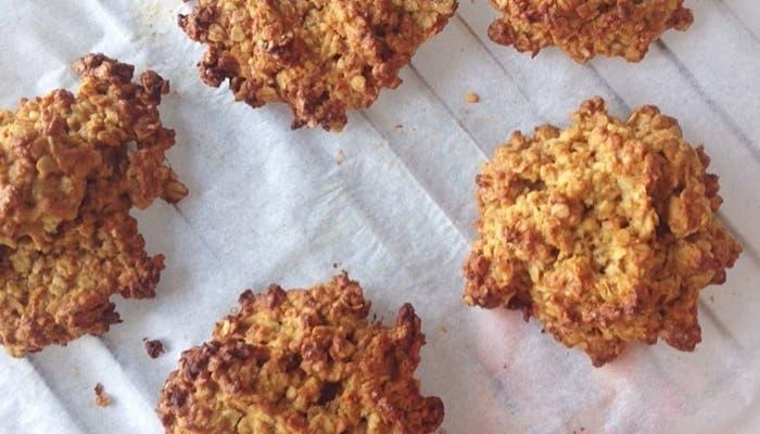 galletas de citricos y avena