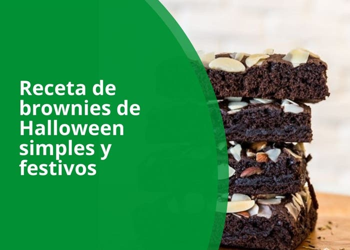 brownies de halloween
