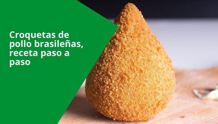 croquetas de pollo brasileras