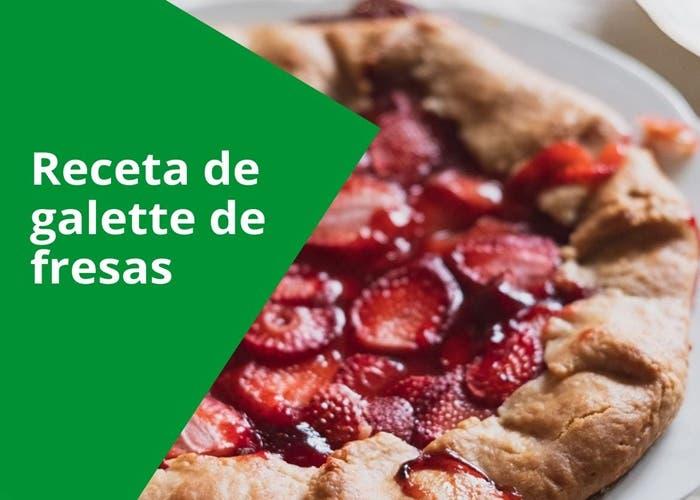 galette de fresas