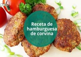 Hamburguesa de corvina
