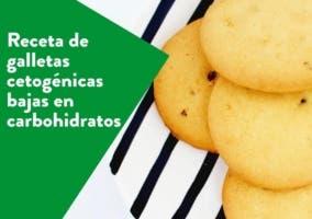galletas cetogenicas
