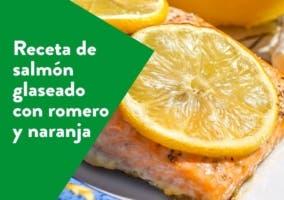 salmon con naranja