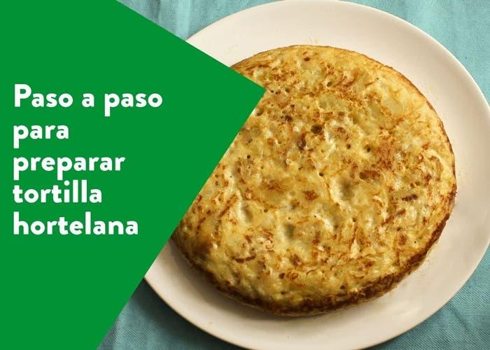 tortilla hortelana