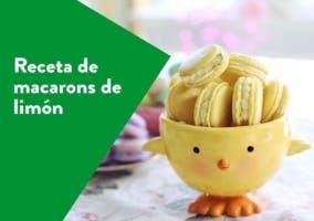 macarons de limon
