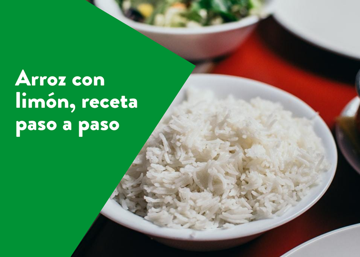 arroz con limon