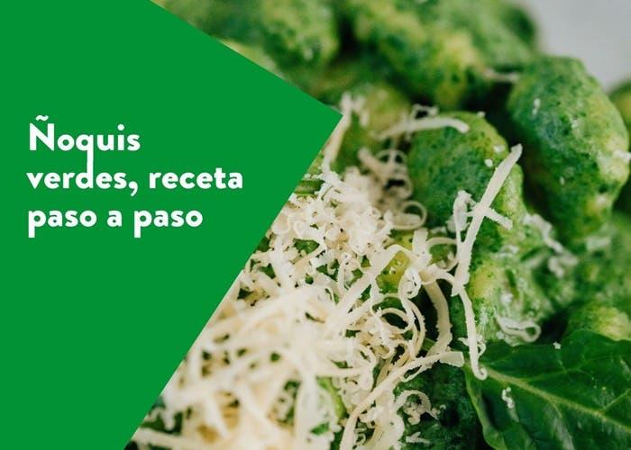 noquis verdes