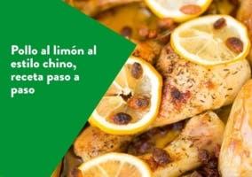 pollo al limon