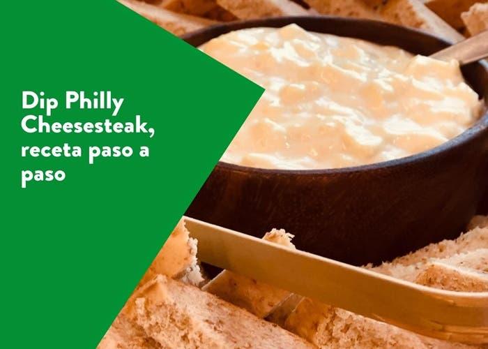 Dip Philly Cheesesteak