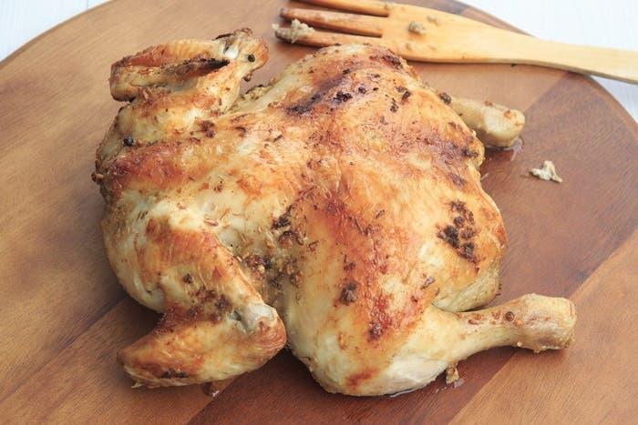 Cómo asar pollo a la perfección paso a paso