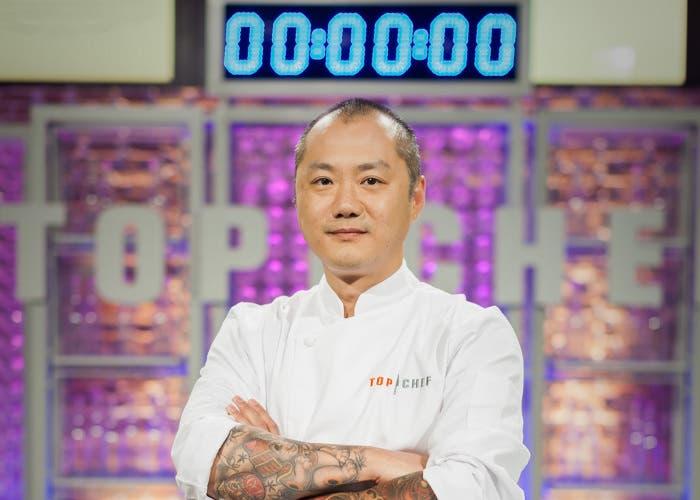 Hung Fai, tercer programa de Top Chef