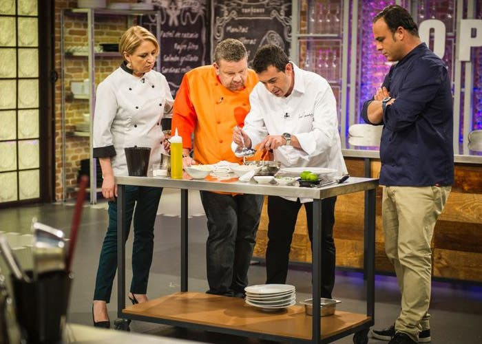 Episodio 5 de Top Chef, invitado