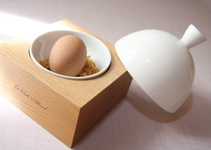 Huevo que no es huevo en Top Chef