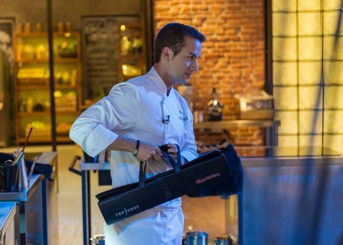 Segundo programa de Top Chef